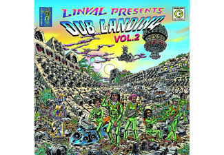 Linval/roots Radics/scientist Thompson - Dub Landing Vol.2 (2LP+Poster) - (Vinyl)
