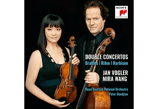Mira Wang, Jan Vogler, Royal Scottish National Orchestra - Doppelkonzerte - (CD)