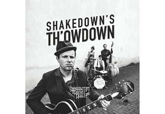 Shakedown Tim & The Rhythm Revue - Shakedown's Th'owdown - (CD)