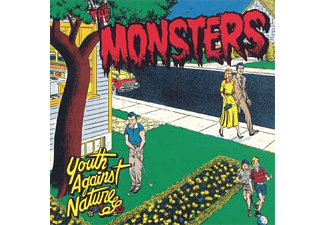 The Monsters - Youth Against Nature - (Vinyl)