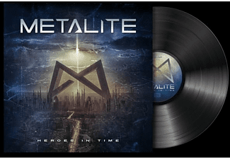 Metalite - Heoes In Time (LP) - (Vinyl)