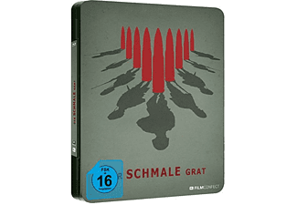 DER SCHMALE GRAT (STEEL EDITION) - (Blu-ray)