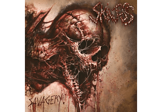 Skinless - Savagery (Black LP Single Jacket+MP3) - (LP + Download)