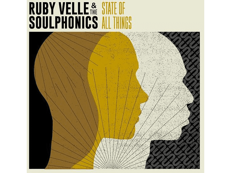 Ruby -& The Soulphonics- Velle - State Of All Things [CD]