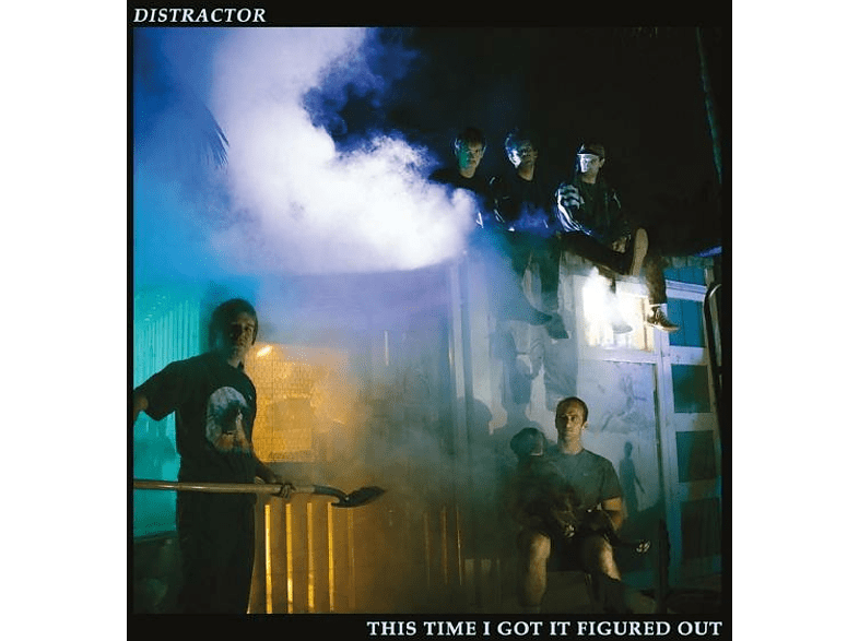 Distractor - This Time I Got It Figured Out [Vinyl]