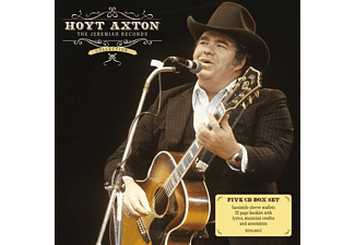 Hoyt Axton - The Jeremiah Records Collection (5CD-Set) - (CD)