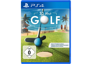 3D Mini Golf - PlayStation 4