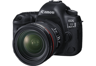 CANON EOS 5 D MARK IV Body and EF 24-70mm 4.0L IS USM - (6313B005AA)