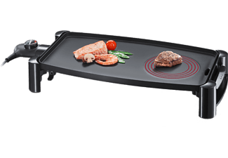 SEVERIN KG 2388 Bordsgrill Teppanyaki - Svart