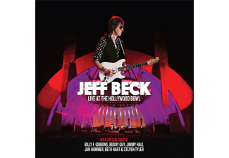 Jeff Beck - Live At The Hollywood Bowl - (Vinyl)