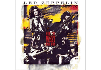 Led Zeppelin - How The West Was Won (Limited Editon) (CD + DVD + LP)