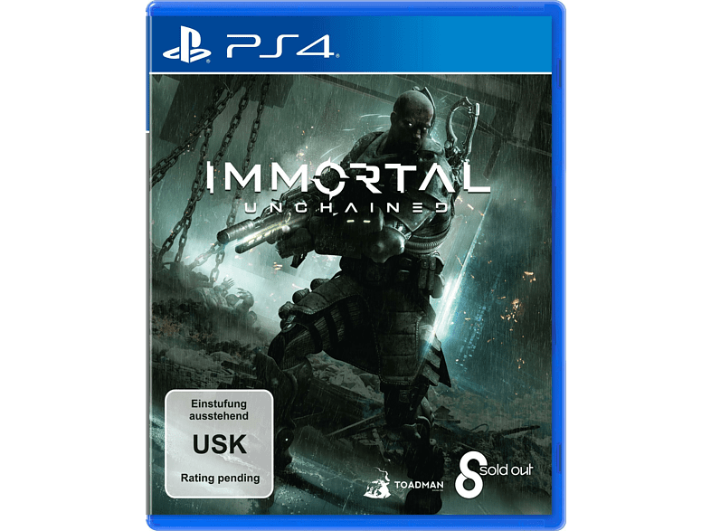 Immortal: Unchained [PlayStation 4]