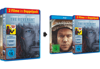 The Revenant & Der Marsianer - (Blu-ray)