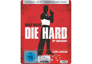 STIRB LANGSAM (STEELBOOK) - (4K Ultra HD Blu-ray + Blu-ray)