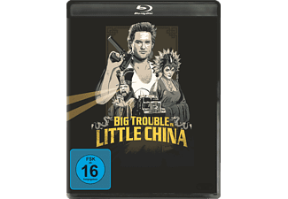BIG TROUBLE IN LITTLE CHINA (neues Artwork) - (Blu-ray)