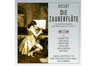 VARIOUS, Covent Garden Chorus And Orchestra Of The Royal Opera House - Die Zauberflöte - (CD)