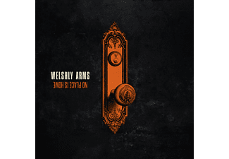 Welshly Arms - No Place Is Home - (LP + Download)