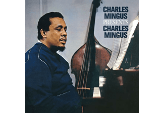 Charles Mingus - Presents Charles Mingus+3 Bonus Tracks - (CD)