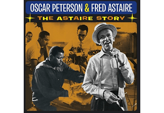 Fred Astaire, Oscar Peterson - The Astaire Story+1 Bonus Track - (CD)