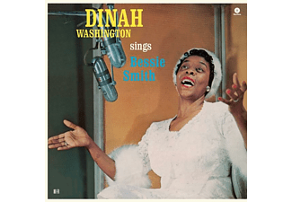Dinah Washington - Sings Bessie Smith+1 Bonus Track - (Vinyl)