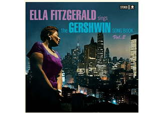 Ella Fitzgerald - Sings The Gershwin Song Book Vol.2 - (Vinyl)