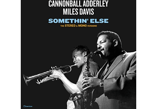Miles Davis, Cannonball Adderly - Somethin' Else-The Stereo & Mono Versions - (Vinyl)