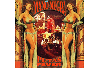 Mano Negra - Puta's Fever (LP+CD) - (Vinyl)