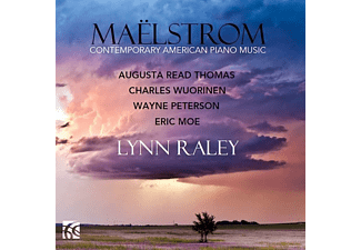 Lynn Raley - Maelstrom - (CD)