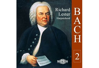 Richard Lester - J.S.Bach Vol.2 - (CD)
