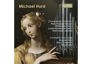 Hertordshire Chorus/Temple/London Orchestra da C. - Choral Music Vol.2/Complete Solo Songs - (CD)