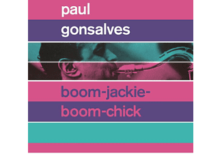 Paul Gonsalves - Boom-Jackie-Boom-Chick+Gettin' Together - (CD)