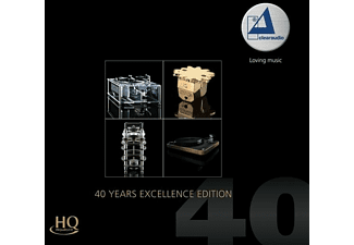 VARIOUS - Clearaudio-40 Years Excellence Edition (HQCD) - (CD)
