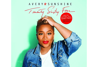 Avery Sunshine - Twenty Sixty Four - (CD)