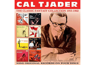 Cal Tjader - The Classic Fantasy Collection: 1953-1962 - (CD)