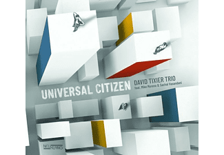David Tixier Trio - Universal Citizen - (CD)