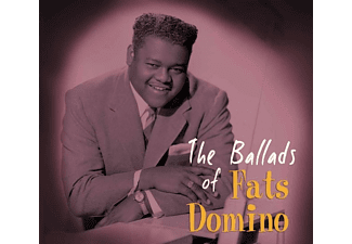 Fats Domino - The Ballads Of Fats Domino - (CD)