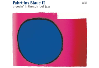 VARIOUS - Fahrt Ins Blaue II-Groovin' In The Spirit Of Jazz - (LP + Download)