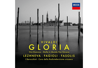 Julia Lezhneva - Vivaldi: Gloria (CD)