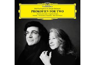 "Martha Argerich - ""Prokofiev for Two"" (CD)"