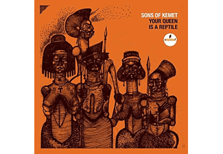 Sons of Kemet Your Queen Is a Reptile Jazz/Blues CD