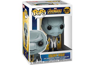 FUNKO UK Marvel Infinity War Pop! Vinyl Figur 291 Ebony Maw Figur