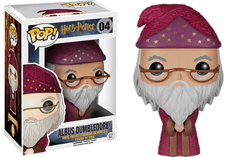 Harry Potter Pop! Vinyl Figur 04 Albus Dumbledore