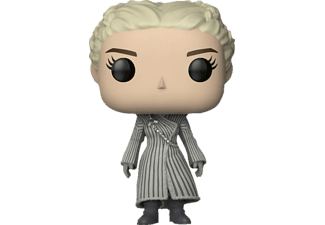 FUNKO UK Game of Thrones Pop! Vinyl Figur 59 Daenerys White Coat Figur
