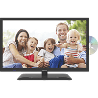 LENCO DVL-2262BK 12V/230V LED TV (Flat, 22 Zoll, Full-HD)