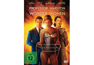 Professor Marston & The Wonder Women - (DVD)