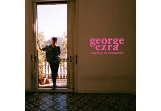 George Ezra - Staying At Tamara's (Vinyl LP + CD)