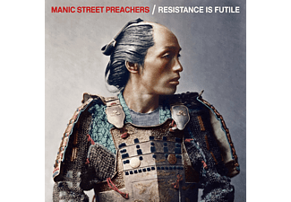 Manic Street Preachers - Resistance Is Futile (Coloured) (Vinyl LP (nagylemez))