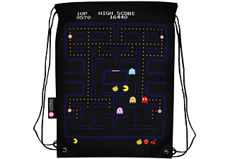 Pac-Man Gameplay Cinch Bag