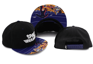 Space Invaders Monster Snapback