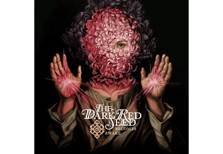 The Dark Red Seed - Becomes Awake (Ltd.Gatefold/Transparent Vinyl) - (Vinyl)